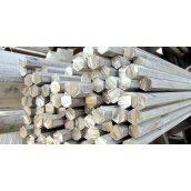 Алюминиевый шестигранник ГОСТ 21488-97 8 мм