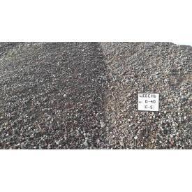 Щебеночно-песчаная смесь ЩПС С-7 0-40 мм