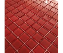 Скляна мозаїка Керамік Полісся Ред 300х300х4 мм