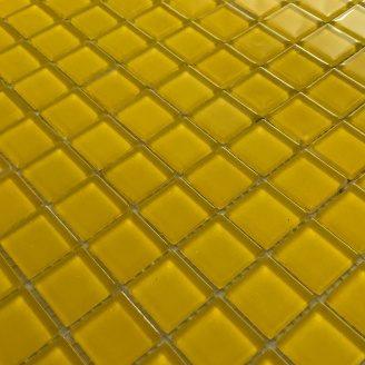 Скляна мозаїка Керамік Полісся Yellow 300х300х4 мм