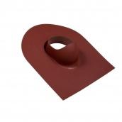 Проходной элемент VILPE HUOPA  583х488 мм красный
