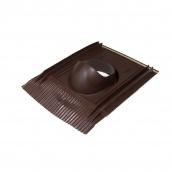 Проходной элемент VILPE UNIVERSAL 532х400 мм коричневый