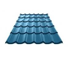 Металочерепиця Ruukki Monterrey Polyester 0,5 мм синій