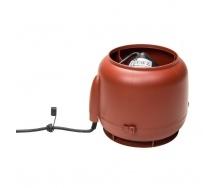 Вентилятор VILPE E120 S 125 мм червоний