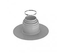 Уплотнитель сантехнических трапов VILPE ПВХ 100 мм светло-серый