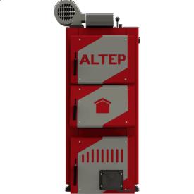 Котел на твердом топливе длительного горения Altep Classic Plus 12 кВт