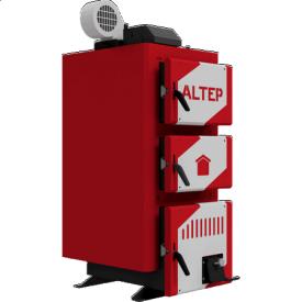 Котел на твердом топливе длительного горения Altep Classic Plus 16 кВт