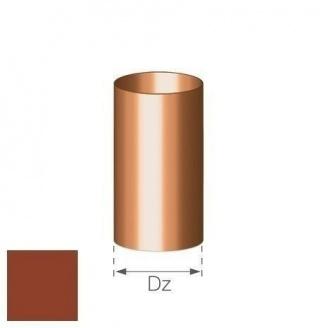 Труба Gamrat 90 мм 3 м цегляна
