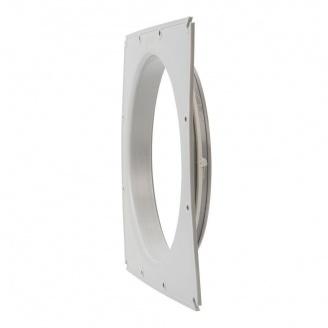 Фланець вентиляційної решітки VILPE 315 мм світло-сірий
