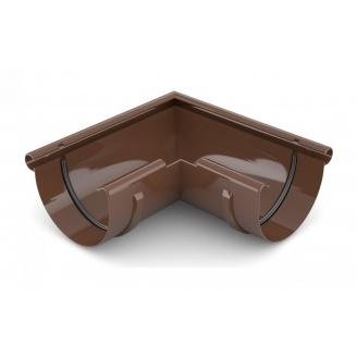 Угол внешний 90 градусов Bryza 75 коричневый