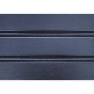 Софит ASKO без перфорации 3,5 м графит