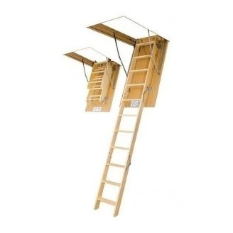 Чердачная лестница FAKRO LWS Smart-280 60x120 см