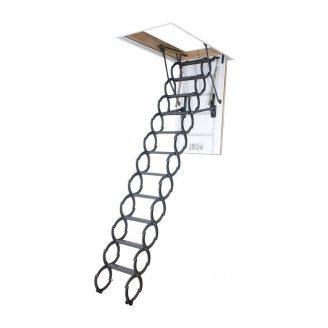 Чердачная лестница FAKRO LST ножничная 60x120 см