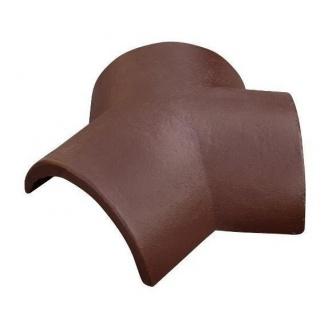 Соединитель тройной ONDO MARRÓN 390х410 мм коричневый