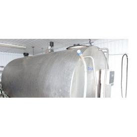 Ваги під танк-охолоджувач молока 4 т