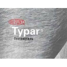 Геотекстиль термоскрепленный Typar SF 27 5,2x200/ 1,5x200 мм