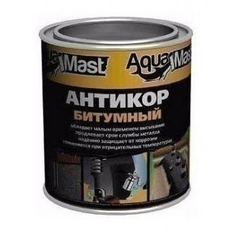 Мастика Техноніколь AquaMast бітумна антикорозійна 8кг