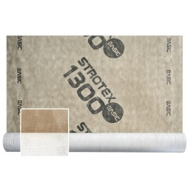 Супердиффузионная мембрана Foliarex Strotex 1300 Basic 115 г/м2 1,5х50 м