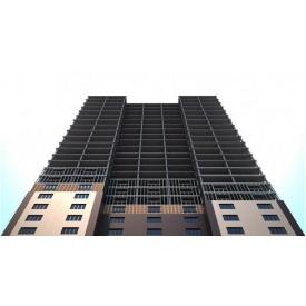 Строительство ограждающих конструкций многоэтажных зданий