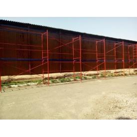 Риштування будівельні 24 м2