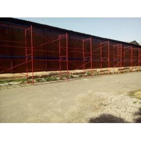 Риштування будівельні рамні 6x9 м