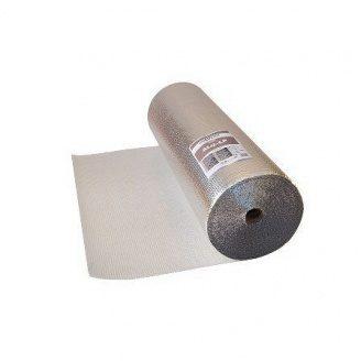 Підпокрівельна плівка Masterplast Isoflex ALU-LP пароізоляційна 1200х50000 мм