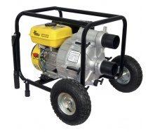 Мотопомпа для грязной воды бензиновая Кентавр КБМ80ГКР