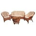 Комплекти плетених меблів