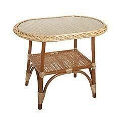 Плетені столи