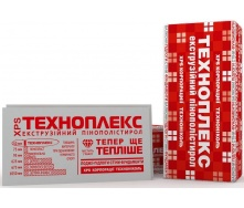 Экструдированный пенополистирол Tehnoplex 1180х580х40 мм