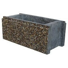 Декоративные бетонные блоки