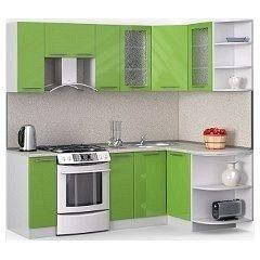 Кухонні гарнітури кутові