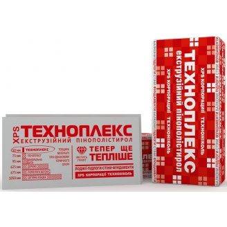 Екструдований пінополістирол Tehnoplex 1180х580х100 мм, уп. 2,73 м2