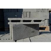 Блок бетонний перестіночний вібропресований 80х190х500 мм