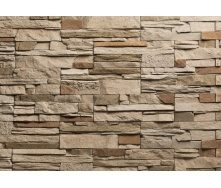 Плитка бетонная Einhorn под декоративный камень Эльбрус 1085 300x100x25 мм