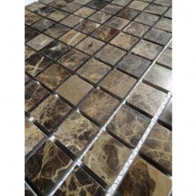 Мармурова мозаїка VIVACER SPT116 22x22 мм