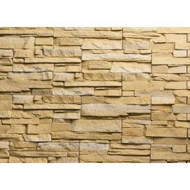 Плитка бетонная Einhorn под декоративный камень Эльбрус 1041 300x100x25 мм