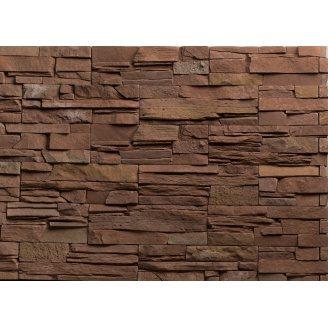 Плитка бетонная Einhorn под декоративный камень Эльбрус 88 300x100x25 мм