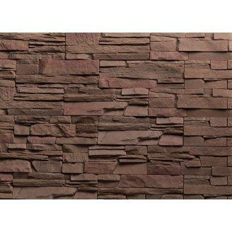 Плитка бетонная Einhorn под декоративный камень Эльбрус 104 300x100x25 мм