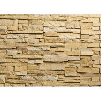 Плитка бетонна Einhorn під декоративний камінь Ельбрус 1041 300x100x25 мм