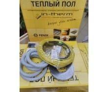 Электрический теплый пол IN-TERM тонкий с терморегулятором 1,7 м2