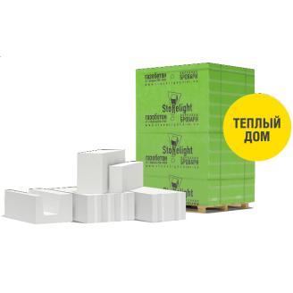 Газобетон Stonelight, Газобетонные блоки 300/200/600