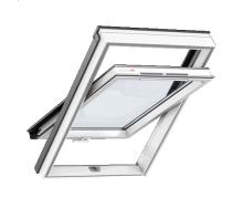 Мансардное окно VELUX Стандарт Плюс GLU 0061В ручка снизу 78х118 см