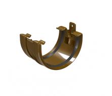 Соединитель желоба Regenau 125 мм