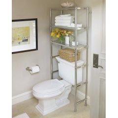 Полиці для ванної кімнати
