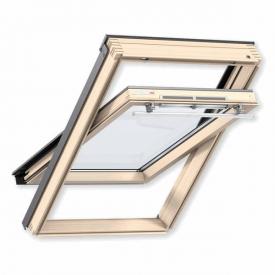 Мансардне вікно VELUX Стандарт GZL 1051 ручка зверху 78х118 см