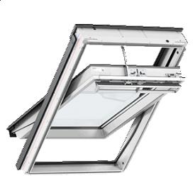 Мансардне вікно VELUX Преміум GGU 0070 ручка зверху 78х118 см