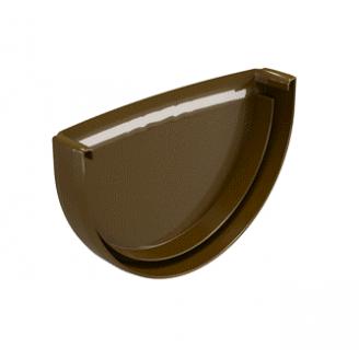 Заглушка желоба Regenau левая/правая 125 мм