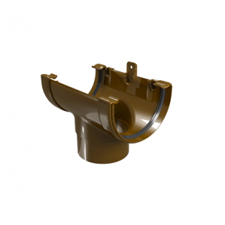 Воронка желоба Regenau 100 мм