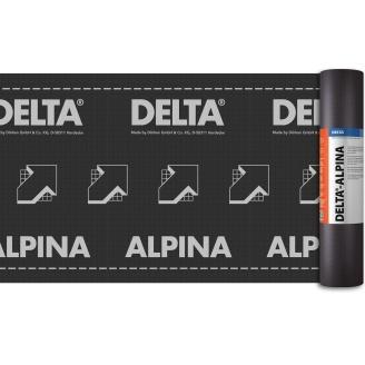 Супердифузійна мембрана Dorken DELTA-ALPINA